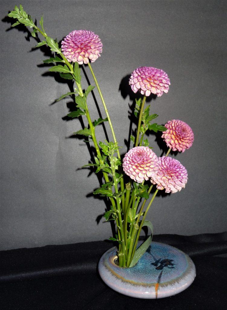 9901-Koko Puff Bouquet-Diane Bond-Bond Nutter